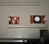 Commodore Matrix Printer MPS 803 (Inside)