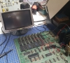 Commodore PET 2001 (1977-1978) Chiclet Repair #1