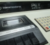 Commodore PET 2001 (Chiclet) Close-up