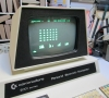 Commodore PET 2001-8C (running Space Invaders)