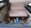 Commodore Plus/4 (under the cover)