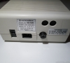Commodore Single Drive Floppy Disk VIC-1541 (rear side)