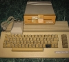 Commodore yellowed spare parts