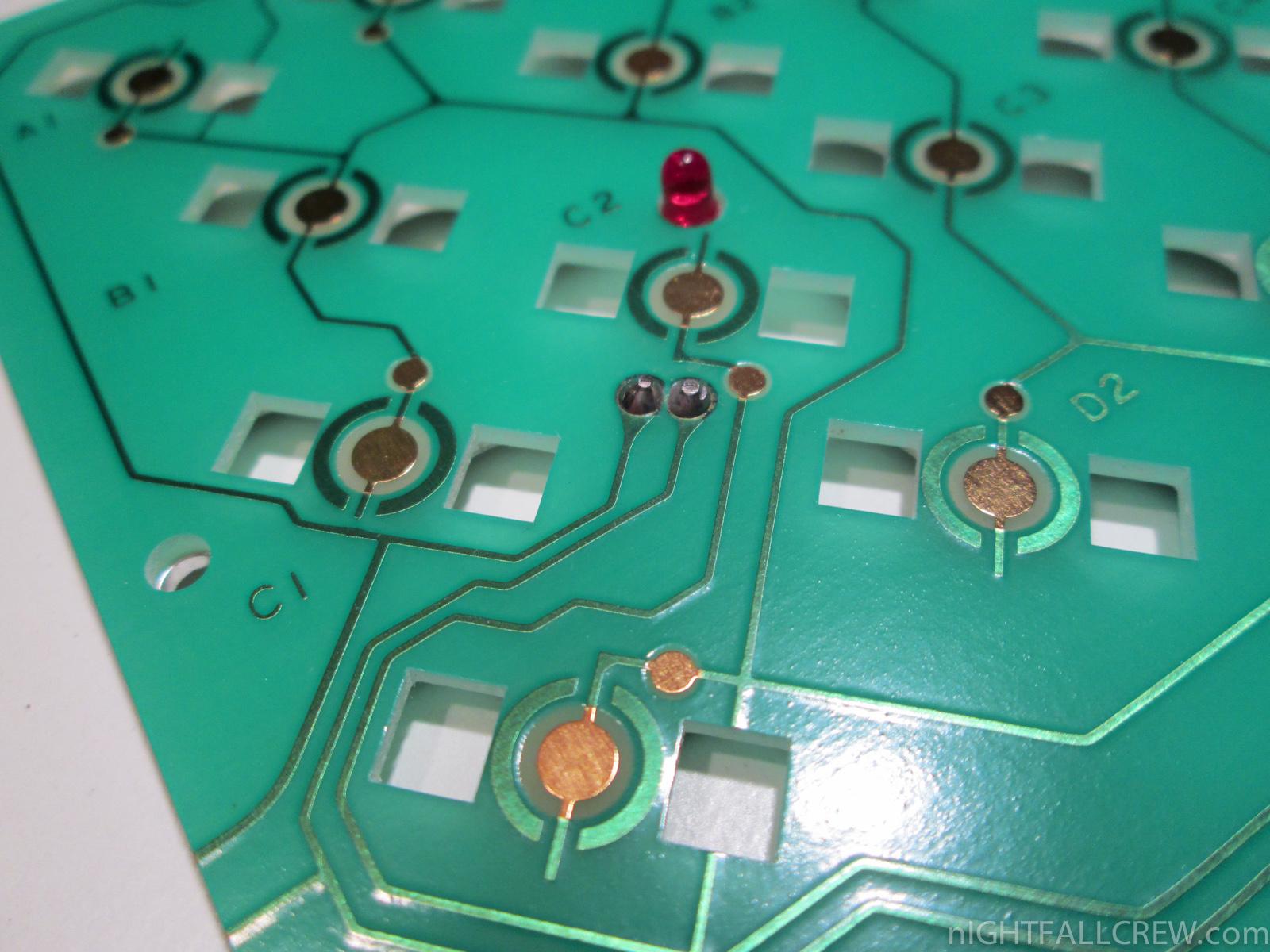 Commodore SX-64 JiffyDos installation and keyboard repair