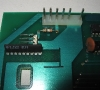 Commodore VC-1010 motherboard close-up