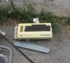 Commodore VIC-20 found in the garbage
