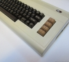 Commodore VIC-20 USA (right side close-up)