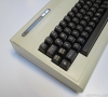 Commodore VIC-20 USA (left side close-up)