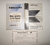 Commodore 116 Manual/Warranty