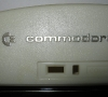 Commodore C2N - PET Style Logo close-up