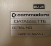 Commodore C2N - PET Style Revision Label