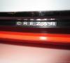 Crezar Black & White CRT (close-up)