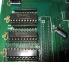 Double Pro Fighter (main pcb close-up)