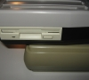 Double Pro Fighter (floppy drive close-up)