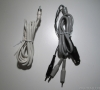 Dragon 64 (RF cable / tape recorder cable)