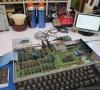MCM68766C with JiffyDOS on Commodore 64