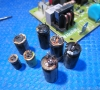 Example of Replacing Electrolytic Capacitors