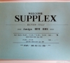 Supplex Section Italy Advertisement (sticker)