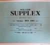 Supplex Section Italy Advertisement (sticker)