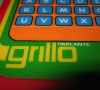 Grillo Parlante (Speak & Spell) close-up