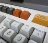 HP-85 (keyboard close-up)