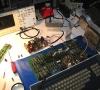 my Repair station Desk