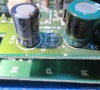Unsoldered the Tantalum capacitor