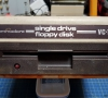It was a Commodore Single Drive Floppy Disk VC-1541