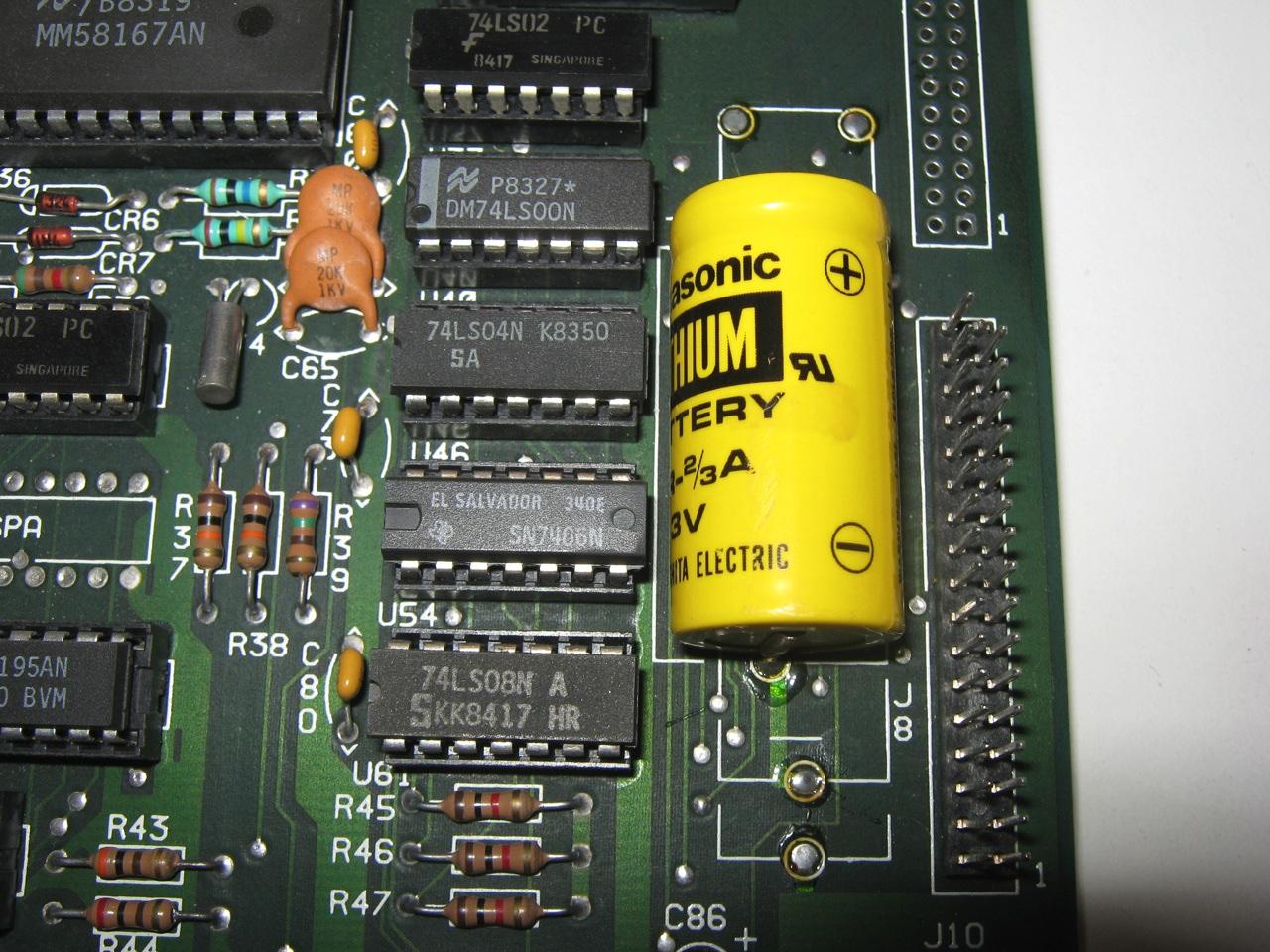 Kaypro 4/84 – Powersupply Hack / Video PCB Fix / KayPlus