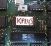 KayPro 4/84 - Replaced the original kaypro rom with the KayPlus rom