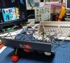 Logitech DA Arcade inside a ION Icade