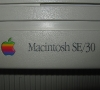 Macintosh SE/30 (close-up)