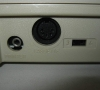 Printer / Tape connectors