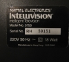 Mattel Intellivision Revision closeup