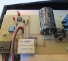 Media-Tel Systems FP400 (power supply close-up)