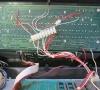 Media-Tel Systems FP400 (keyboard pcb close-up)