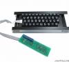 Memotech External Keyboard (under the cover)