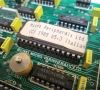 Micro Peripherals Floppy Disk Interface for Sinclair QL (interface pcb close-up)