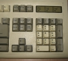 Microswitch Keyboard with AT/XT Switch