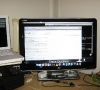 My new Monitor HP w2228h