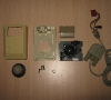 Mouse M0100 for Apple IIc (Inside)