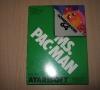 Ms Pacman C64 Cartridges