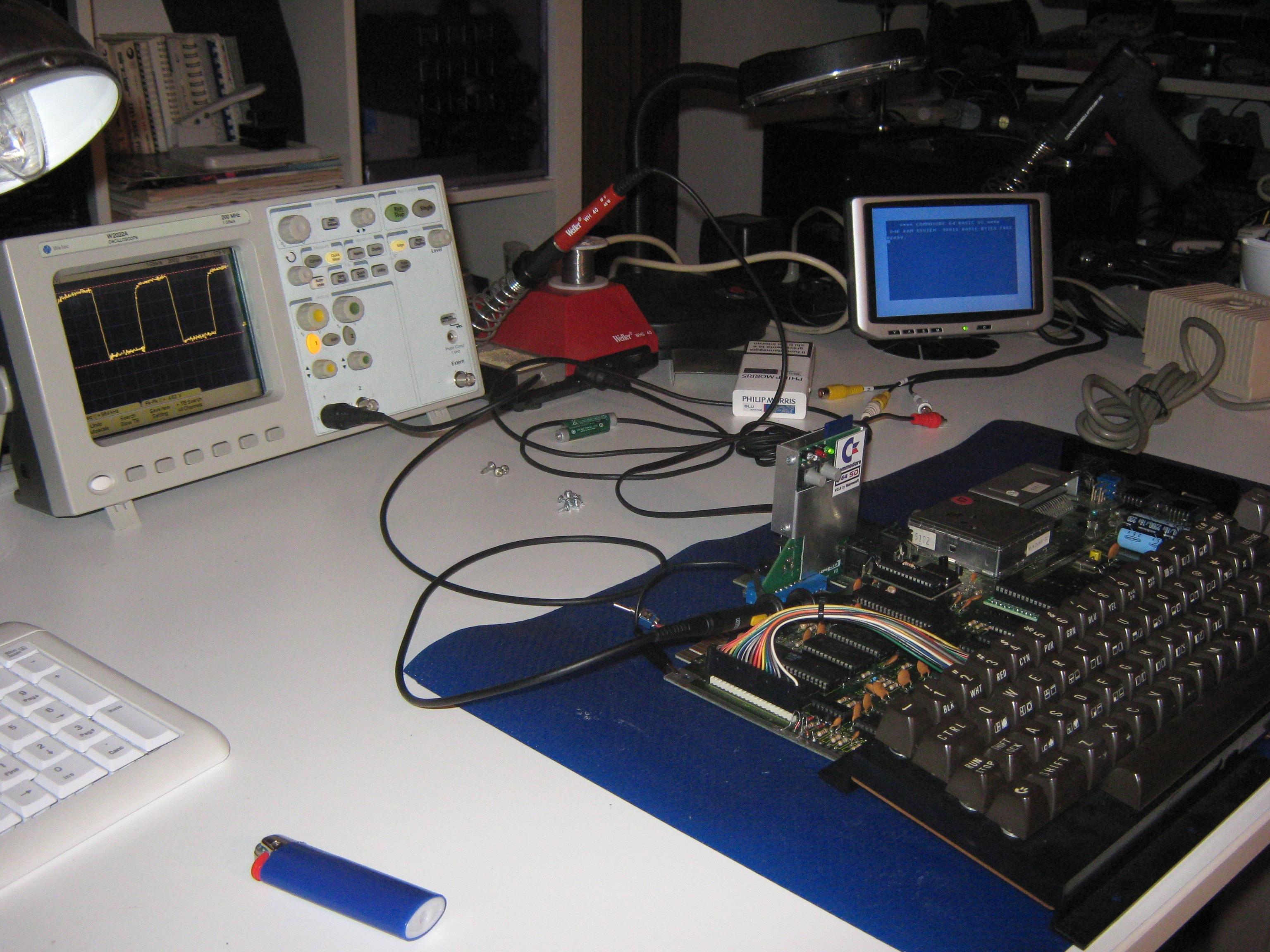 Tavolo Da Lavoro Elettronica : Il mio tavolo da lavoro per piccole riparazioni di elettronica