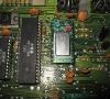 Nano SwinSID installed on Commodore 64