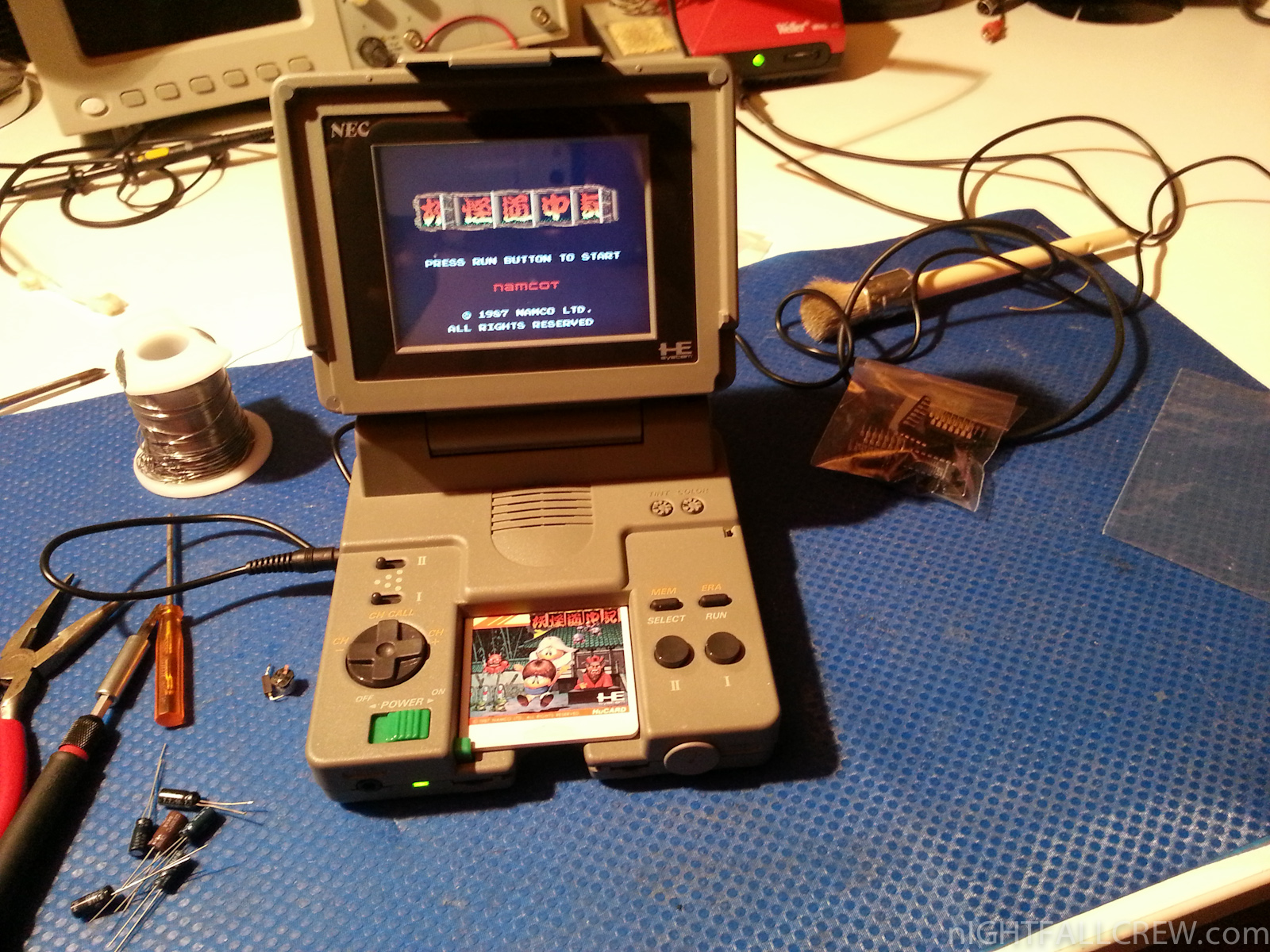 Index of /wp-content/gallery/nec-pc-engine-lt-repaired-for-a-friend