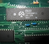 NeoGeo MV2F Motherboard closeup