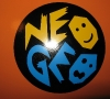 Original NeoGeo Stickers