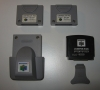 Nintendo 64 (rumble pack / memory card / original jumper pack)