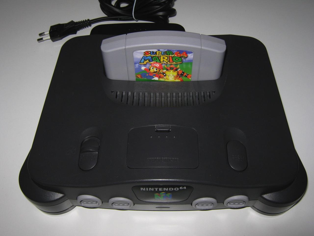 Nintendo 64 – N64 (PAL – EURO) | nIGHTFALL Blog ...