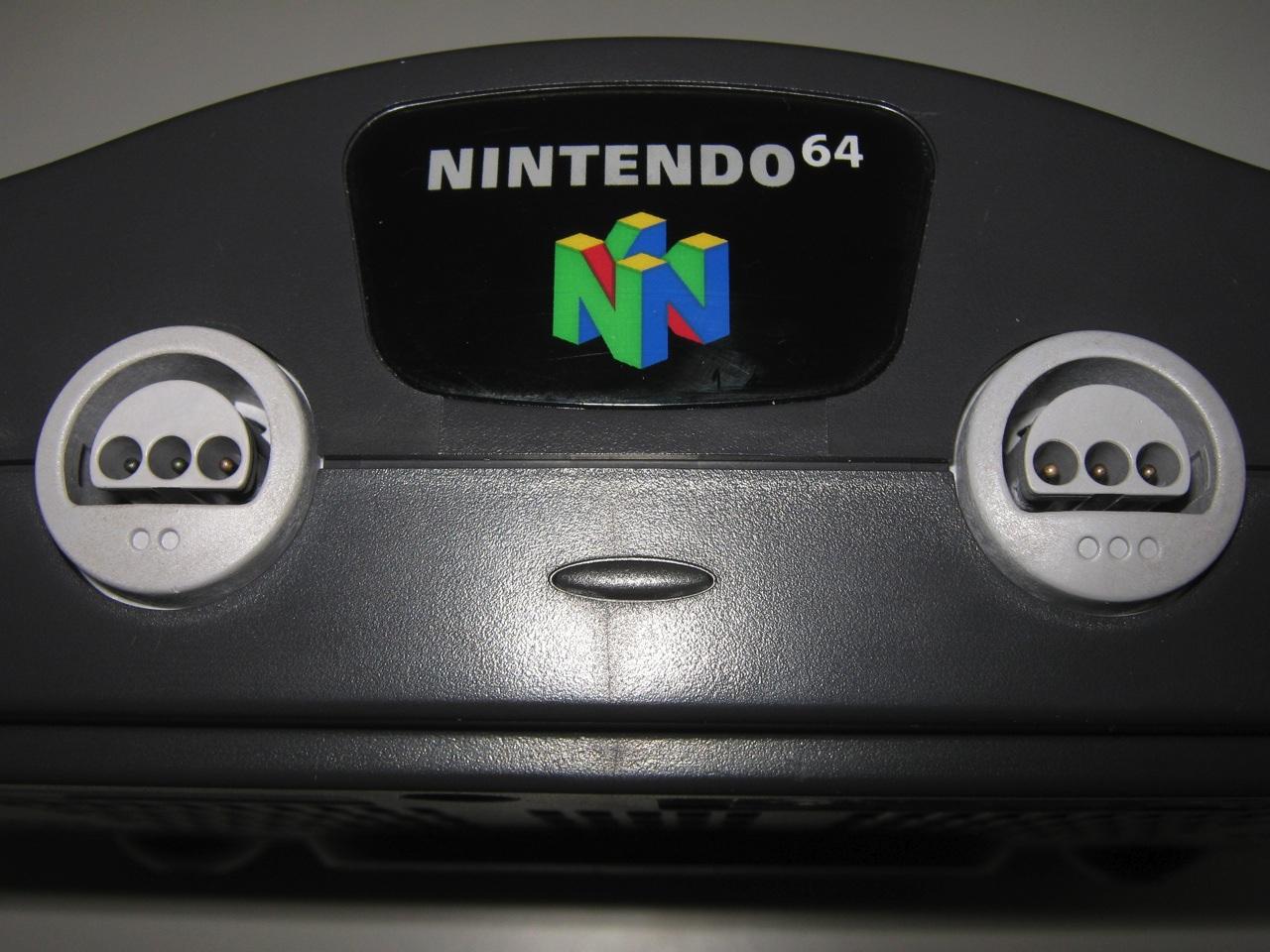Nintendo 64 – N64 (PAL – EURO) | nIGHTFALL Blog